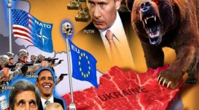 Western Looting Of Ukraine Has Begun