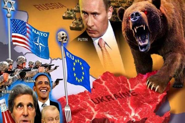 Western Looting Of Ukraine Has Begun