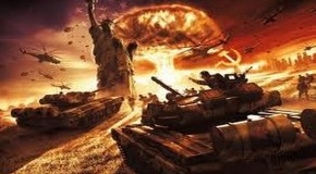 World War III Is Close, Martial Law Is Even Closer