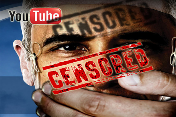 YouTube Censors Major Anti-Obama Channel