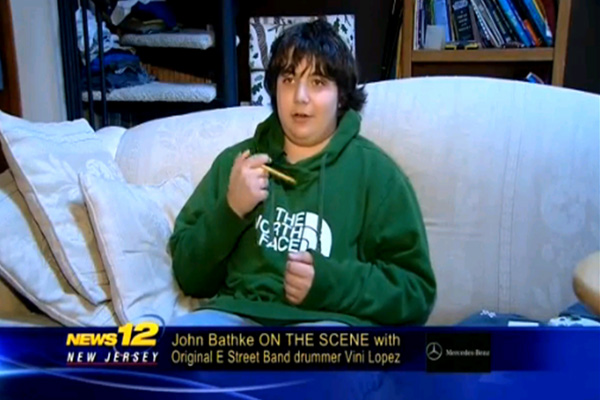 13 yr old suspended in Vernon NJ for Twirling a pencil like a gun