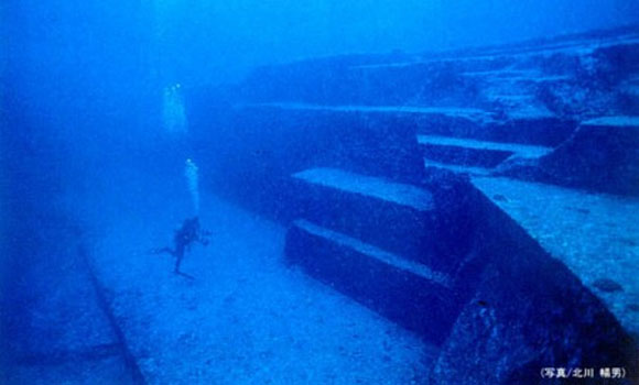 Ancient Civilizations Check Out These Mysterious Structures Found On The Bottom Of The Ocean Floor
