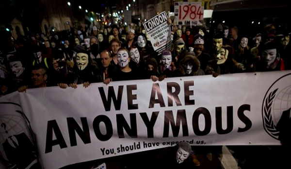 Anonymous Releases Email Allegedly Detailing Western Backed False Flag in Ukraine