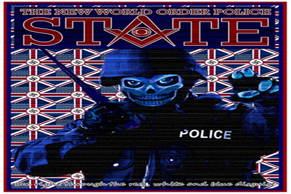 Are Police One Of The Mental Casualties Of The New World Order