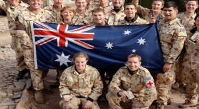 As Obama Cuts Back Military, Service Personnel Turning to Australia