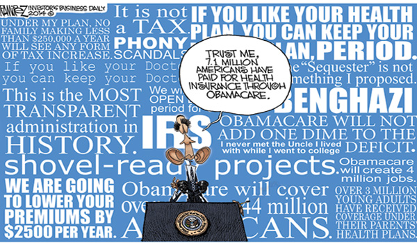 BREAKING HHS Started Obamacare Applications for Americans Without Their Knowledge or Permission