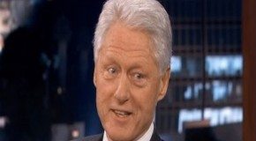 Bill Clinton talks about UFOs and Area 51 again
