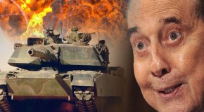 Bob Dole Talks About Starting World War Three
