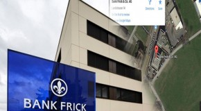 CEO Of Liechtenstein Bank Frick Murdered In Broad Daylight