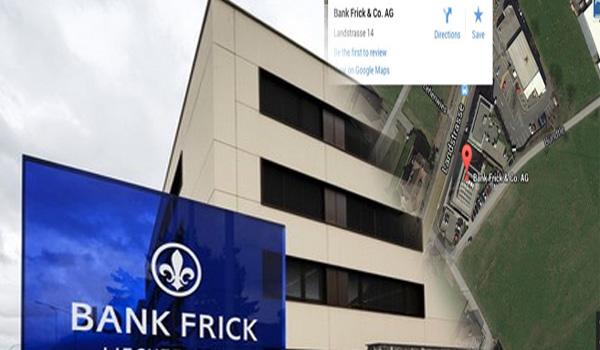 CEO Of Liechtenstein Bank Frick Murdered In Broad Daylight