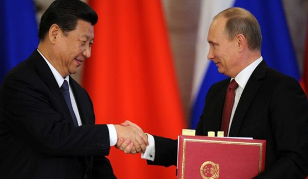 China heading off cold war through economic diplomacy