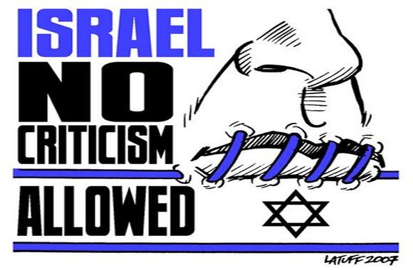 Criminalizing Criticism of Israel in Canada