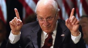 Dick Cheney endorses bombing Iran during private speech