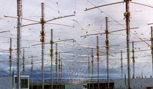 HAARP Mega military machine