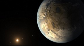Have we finally found Earth 2.0? Astronomers discover first same-sized planet in habitable zone that could support alien life (or even us, one day)