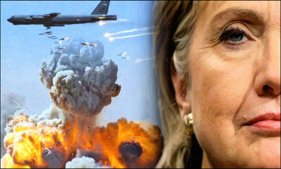 Hillary Clinton Make the Russian People Pay for Resistance to Ukraine Junta