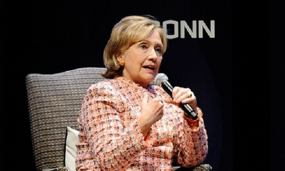 Hillary Clinton Says Snowden Helped Terrorists