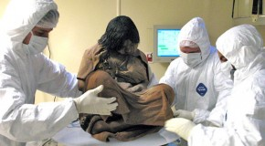 Incan Girl Who Had Been Frozen For 500 Years