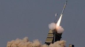 Iron Dome fires hit Israel 'accidentally'