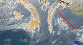Is The California Drought Caused By Global Warming Or Fukushima Fallout?