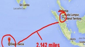 MH370 Diego Garcia Calls For Empty Cargo Ship For Travel And Relocation. Moving Bodies??