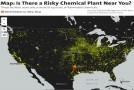Map: Is There a Risky Chemical Plant Near You?