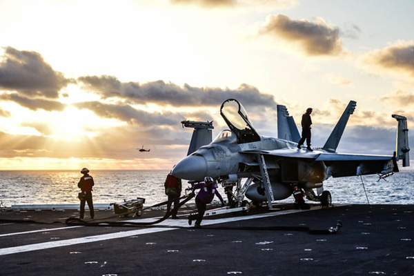 Navy Makes Fuel From Seawater to Fight Wars for Oil and Gas