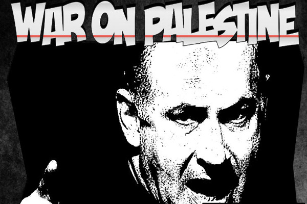 Netanyahu Declares War on Palestine