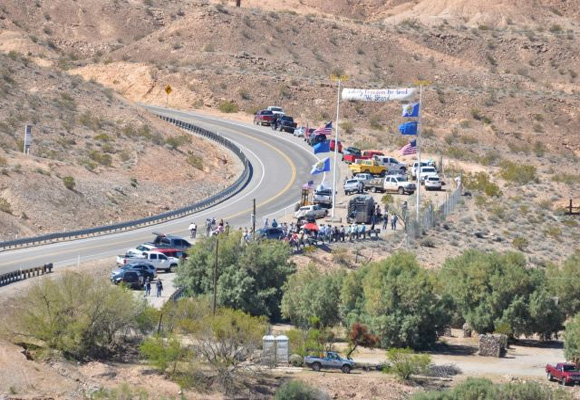 Nevada Rancher Prepares To Die As Feds Invade