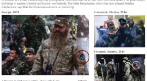 New York Times Propaganda Photos on Ukraine Exposed