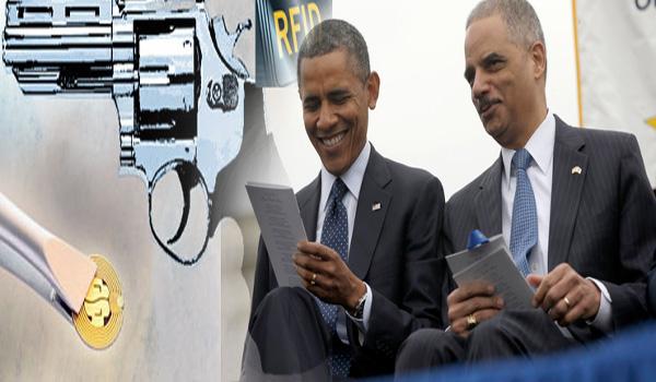 Obama Wants All Guns Owners To Wear RFID Gun Tracking Bracelets
