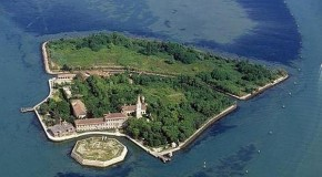 Poveglia in Italy is the world's most haunted island and it's up for sale