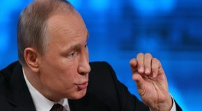 "Putin Warns Europe ""No Alternative… Will Cut Gas Supplies"""