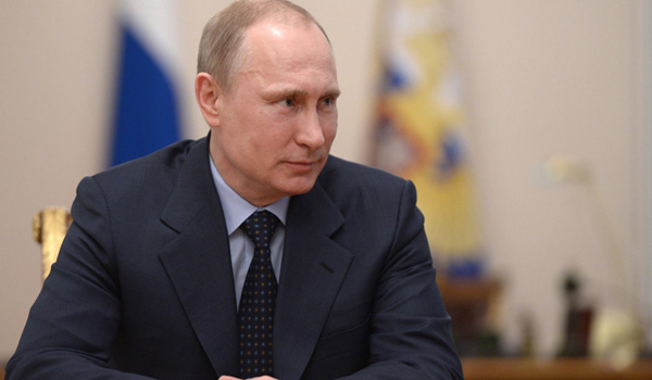 Putin to Obama Use your influence to prevent bloodshed in Ukraine