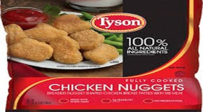 Recall: Something Even Nastier than Usual Lurks in Tyson Chicken Nuggets