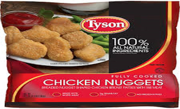 Recall Something Even Nastier than Usual Lurks in Tyson Chicken Nuggets
