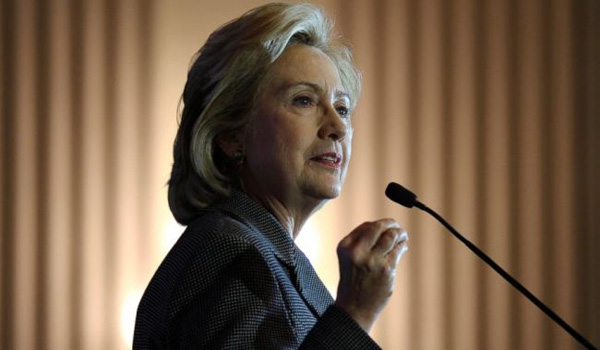 Russia will pay a big price for Ukraine crisis, Hillary Clinton warns