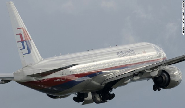 Source Alleges Flight 370 Had Military Escort, is Intact and Passengers are Alive