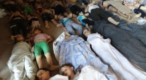 Syria false flag and sarin deception