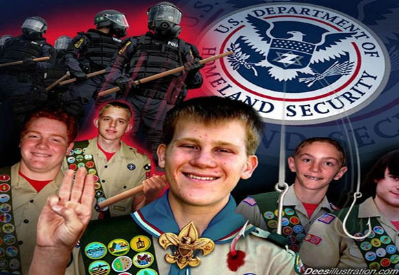 The Obama Youth Movement & the Seizing of American Children