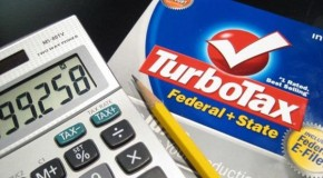 TurboTax Maker $2.6m Lobbying vs Free Tax Filings