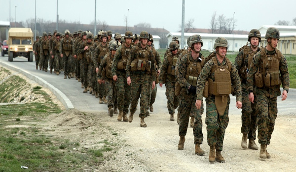 US sends 175 Marines to boost force in Romania