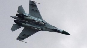 Unidentified Fighter Jets Open Fire On Kramatorsk Airfield, Casualties Reported