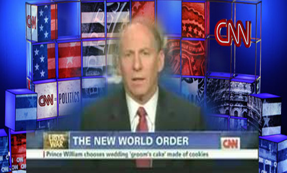 Video The New World Order Exposed On CNN!!!!