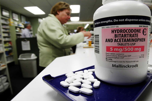 Why Prescription Pills Are By Far The Biggest Drug Problem In America