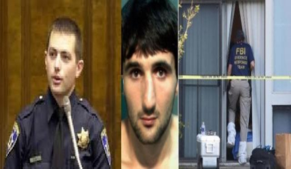 Agent Who Killed Tsarnaev Pal During Grilling had Brutal, Corrupt History