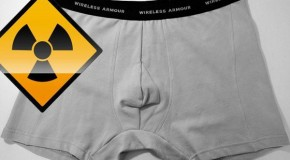 Anti Cell Phone Radiation Underwear Introduced