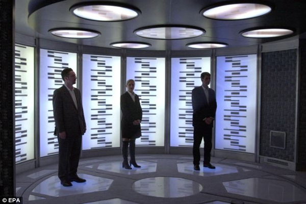 Beam me up Scientists say human teleportation is 'possible' as they transfer atoms three metres in groundbreaking experiment