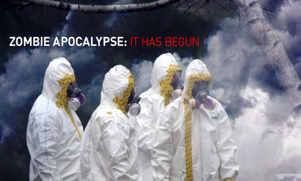 Bio-weapons could lead to 'apocalypse'