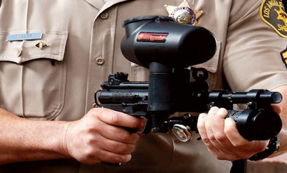 Border Patrol Agents To Be Equipped With Pellet Guns, Tasers Under New DHS Rules